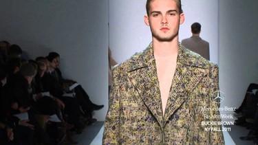 Duckie Brown Otoño-Invierno 2011/2012 en la Semana de la Moda de Milán