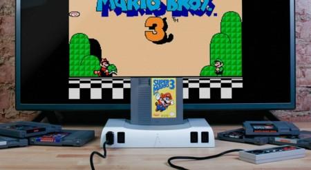 La NES resucita con un diseño (y un precio) mucho más actuales