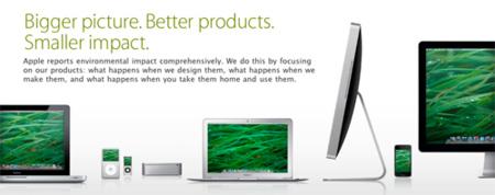 Apple presenta una nueva web dedicada al medio ambiente