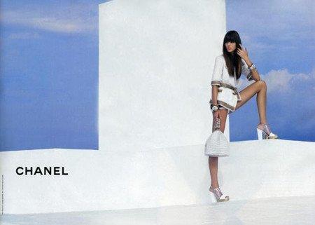Freja Beha nueva chica Chanel