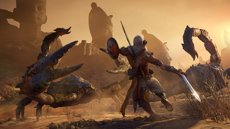 Assassin S Creed Origins The Curse Of The Pharaohs