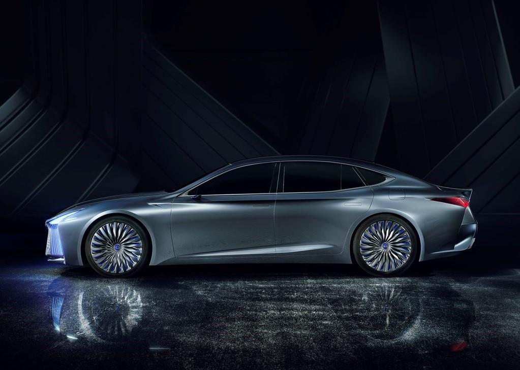 Foto de Lexus LS+ Concept, Auto Show de Tokio 2017 (9/12)