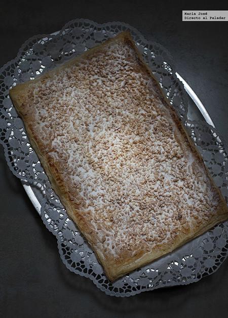 Panchineta o pantxineta: receta de postre vasco de Karlos Arguiñano