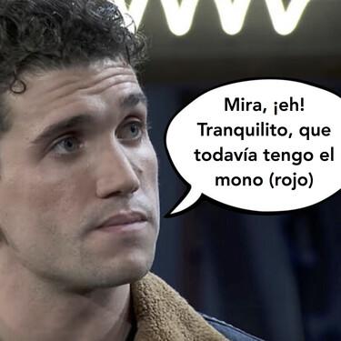Jaime Lorente pone patas arriba el plató de 'La Resistencia' muy cabreado con Broncano por quitar Murcia del mapa