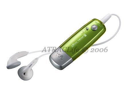 NW-A 002/003/005, lo nuevo de Sony en MP3
