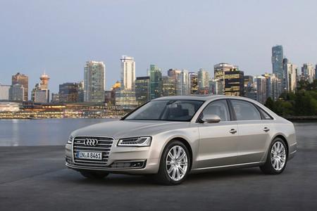 Nuevos Audi A8 y S8 presentados oficialmente