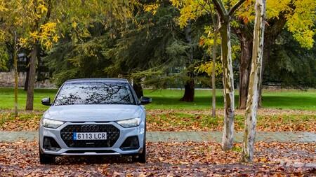 Audi A1 Citycarver 2020 Prueba 021