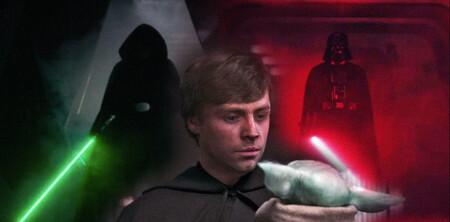 The Mandalorian Luke Vader Baby Yoda