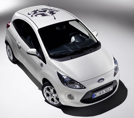 Ford Ka Tatoo