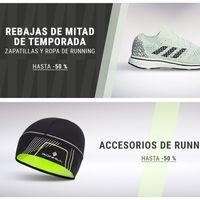 Hasta 50% de descuento en la sección de running en Wiggle: desde zapatillas hasta gorros a mitad de precio