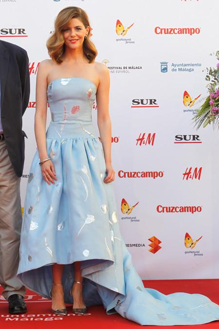 Manuela Velasco de Oscar de la Renta