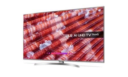 LG 43UK6950PLB: 43 pulgadas 4K por 439 euros en PcComponentes