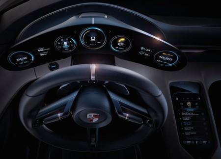 Porsche Mission E Concept 7