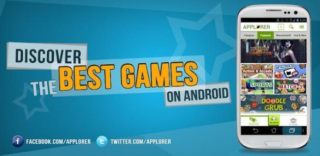 Applorer para Android