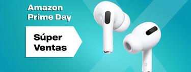 AirPods Pro a precio mínimo histórico en el Prime Day: compra los auriculares con mejor relación calidad precio de Apple  a 188 euros