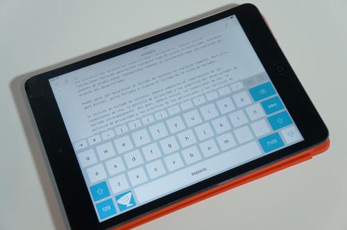 Comienza la fiebre de los teclados de terceros para iOS, atentos a estos candidatos
