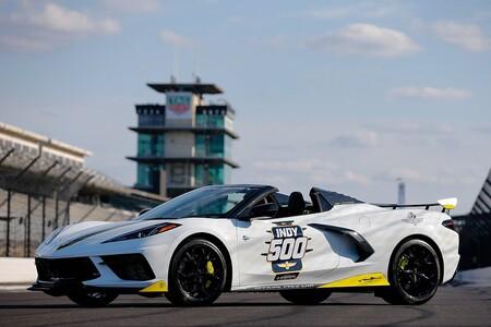 Chevrolet Corevette C8 Pace Car Indy 500 2