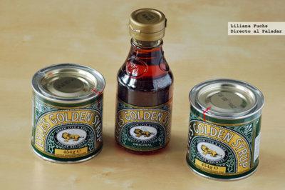 ¿Qué es el Golden Syrup o sirope dorado?