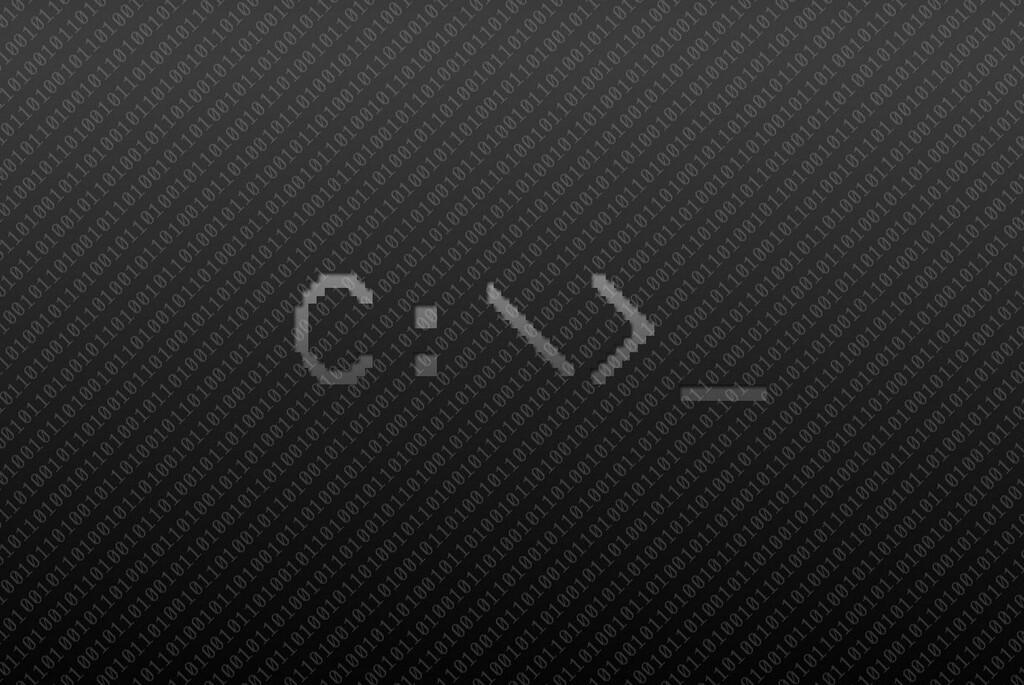 Por qué las rutas de archivo en MS-DOS y Windows usan el carácter