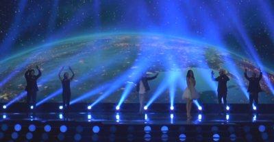 San Marino se marca un Singstar de andar por casa en su ensayo de Eurovision