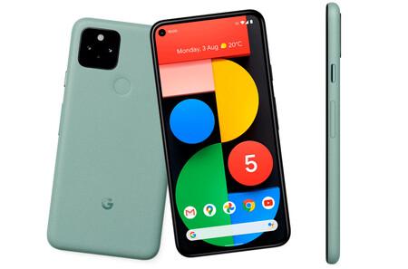 Pixel 5 Verde Evan