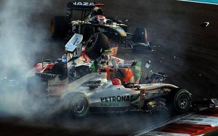 GP de Abu Dhabi de Fórmula 1. La imagen del fin de semana