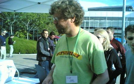 El creador de Python, Guido Van Rossum, deja Google y ficha por Dropbox