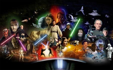 Este vídeo de 3 minutos y medio es todo lo que necesitas para ponerte al día con 'Star Wars'
