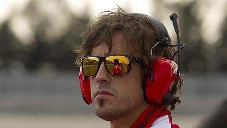 Fernando Alonso con muchas ganas de cara a la nueva temporada