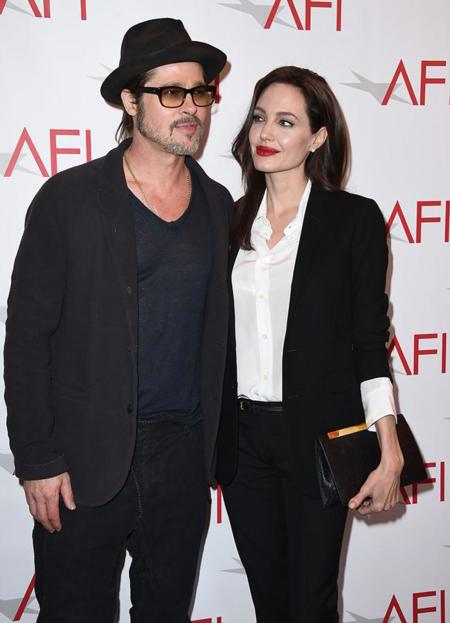 Angelina Jolie, Jessica Chastain, Keira Knightley y Anne Hathaway... casi listas para los Globos de Oro