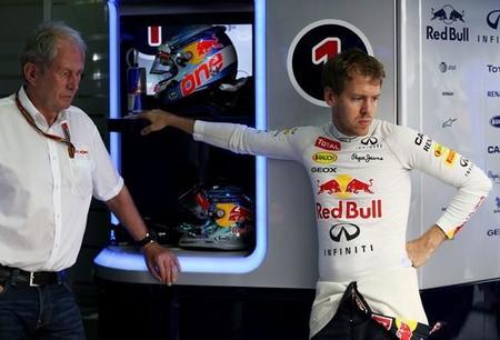 """Helmut Marko: """"los rumores sobre Vettel son diferentes cada día"""""""
