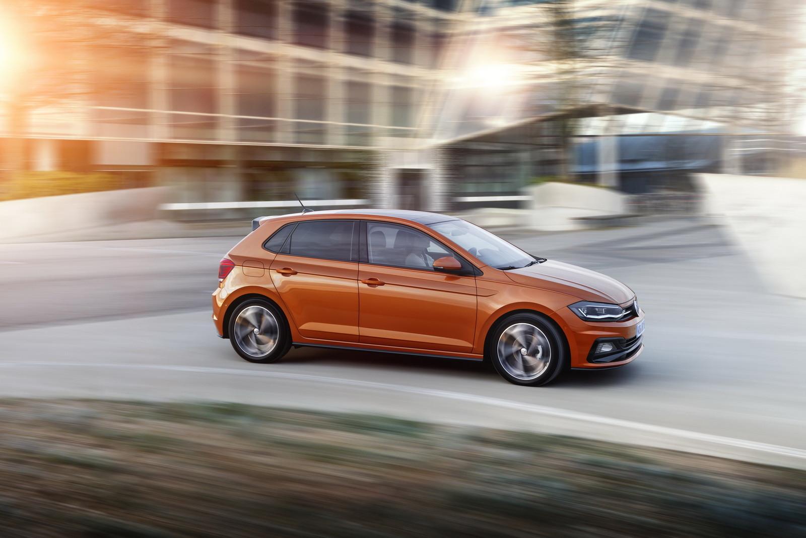 Foto de Volkswagen Polo 2018 (5/51)