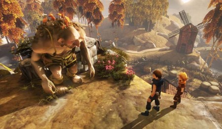 Brothers: A Tale of Two Sons ya tiene fecha para PS4 y Xbox One