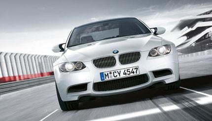 El BMW M3 también con el cambio M Dual Clutch Transmission