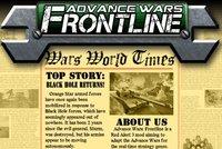 'Advance Wars: Frontline'. Original mod para el 'Red Alert 3' sobre la saga de Nintendo