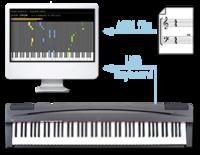 Synthesia, para aprender a tocar el piano