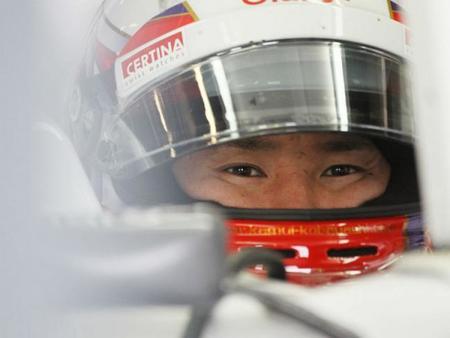 Kamui Kobayashi se une a la Scudería Ferrari