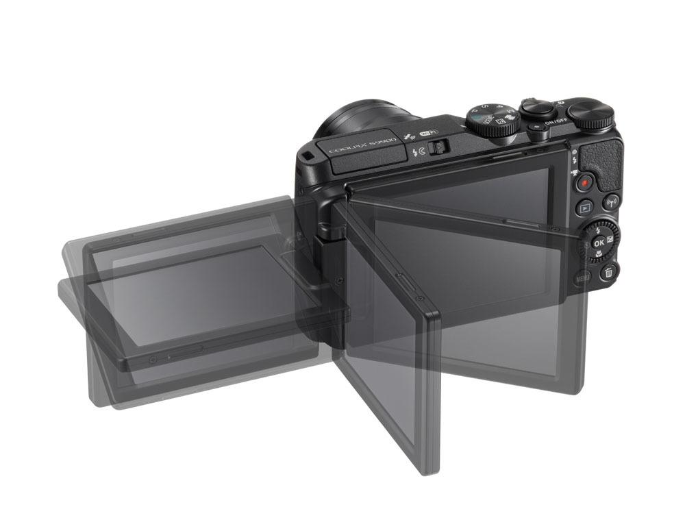 Foto de Nikon Coolpix L840, Nikon Coolpix P610 y Nikon Coolpix L340, zoom de alto rendimiento para la gama Coolpix de Nikon (13/15)
