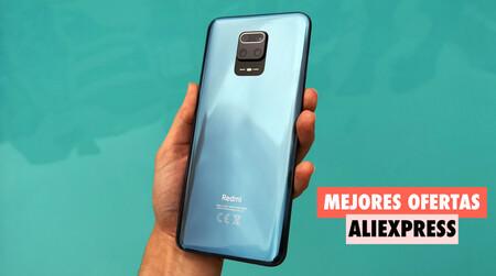 Redmi Note 9 Pro rebajadísimos, OnePlus Nord N10 con descuento y Xiaomi Mi Band 3 por 12,99 euros: mejores ofertas AliExpress hoy