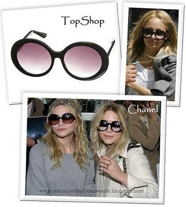 ¡Las gafas de sol de Chanel en TopShop!