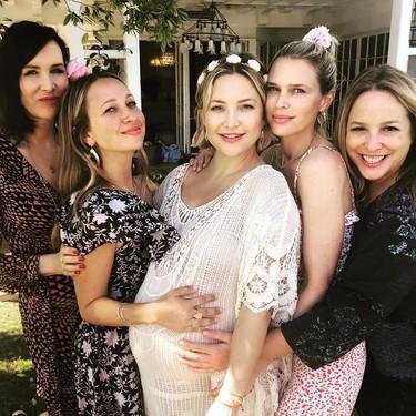 Kate Hudson mamá por tercera vez: esta es la bonita historia detrás del nombre de su hija