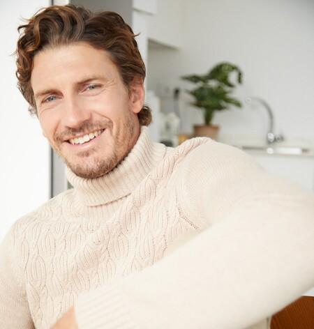 50% de descuento en Cortefiel con jerseys, pantalones y chaquetas a muy buen precio