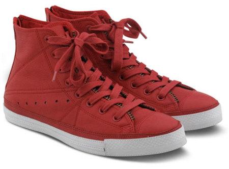 Nuevas Converse (PRODUCT)RED inspiradas en una chupa de cuero