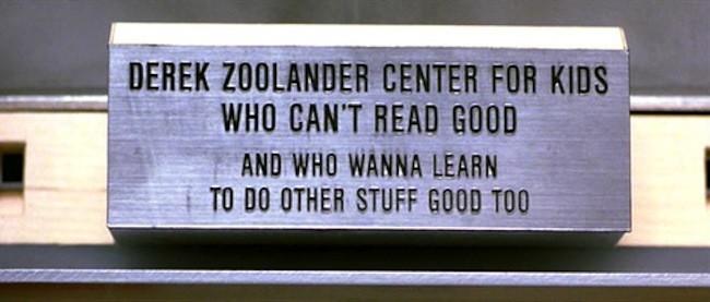 Fundacion Derek Zoolander