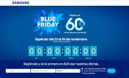 Blue Friday: Así será la jornada de descuentos de Samsung en Colombia
