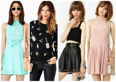 collage nastygal