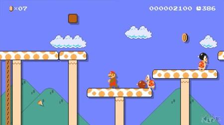 Mario Maker Mario Land