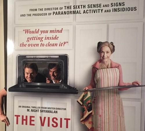 'La visita', la película