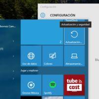 Accede rápidamente a opciones específicas de Windows 10 anclándolas al menú Inicio