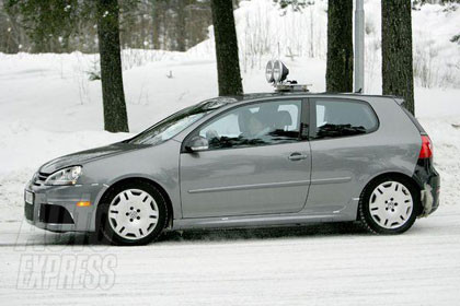 Volkswagen Golf R36
